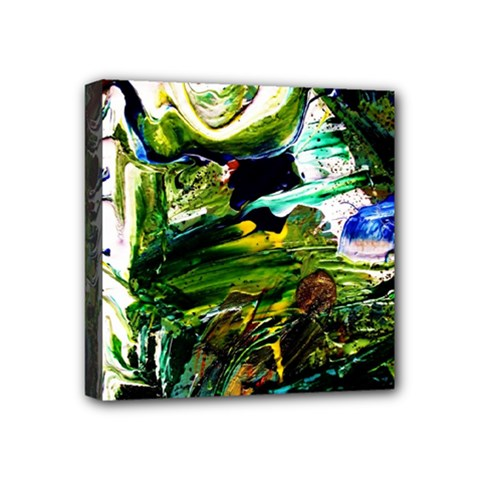 Bow Of Scorpio Before A Butterfly 8 Mini Canvas 4  X 4  by bestdesignintheworld