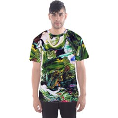 Bow Of Scorpio Before A Butterfly 8 Men s Sports Mesh Tee