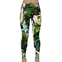 Bow Of Scorpio Before A Butterfly 8 Classic Yoga Leggings