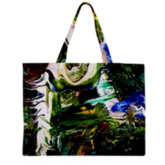 Bow Of Scorpio Before A Butterfly 8 Medium Tote Bag