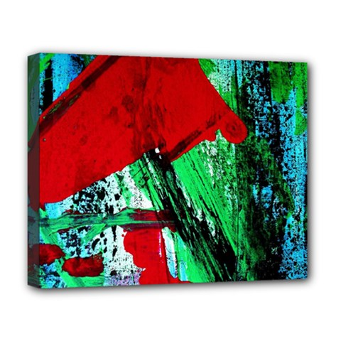 Humidity 5 Deluxe Canvas 20  X 16   by bestdesignintheworld