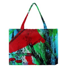 Humidity 5 Medium Tote Bag