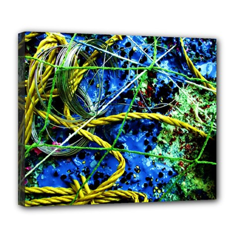 Moment Of The Haos 7 Deluxe Canvas 24  X 20