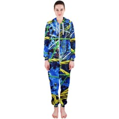 Moment Of The Haos 7 Hooded Jumpsuit (ladies)