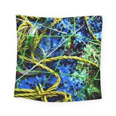 Moment Of The Haos 7 Square Tapestry (small)
