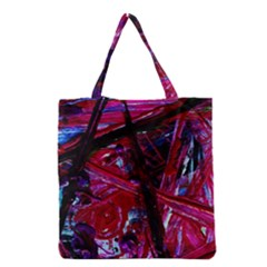 Sacred Knowledge 1 Grocery Tote Bag by bestdesignintheworld