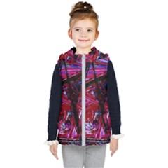 Sacred Knowledge 1 Kid s Hooded Puffer Vest