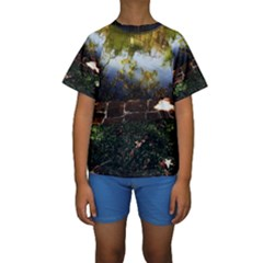 Highland Park 10 Kids  Short Sleeve Swimwear