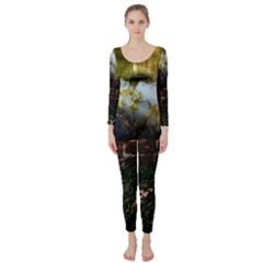 Highland Park 10 Long Sleeve Catsuit by bestdesignintheworld
