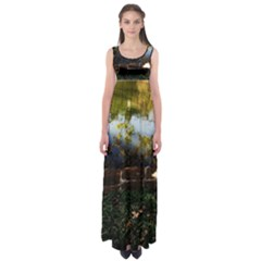 Highland Park 10 Empire Waist Maxi Dress
