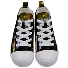 Highland Park 10 Kid s Mid Top Canvas Sneakers