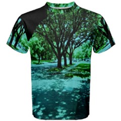 Hot Day In Dallas 5 Men s Cotton Tee