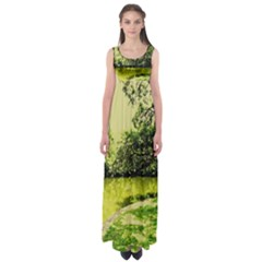 Lake Park 9 Empire Waist Maxi Dress