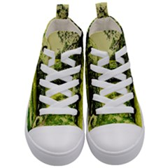 Lake Park 9 Kid s Mid Top Canvas Sneakers