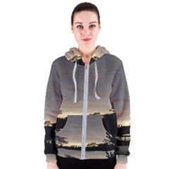 Photography Sunset Women s Zipper Hoodie