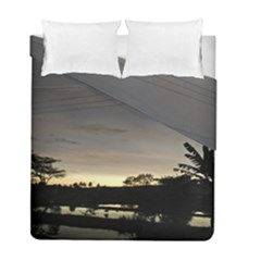 Photography Sunset Duvet Cover Double Side (full/ Double Size)