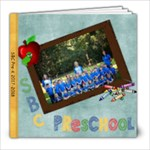school20172018YB - 8x8 Photo Book (20 pages)