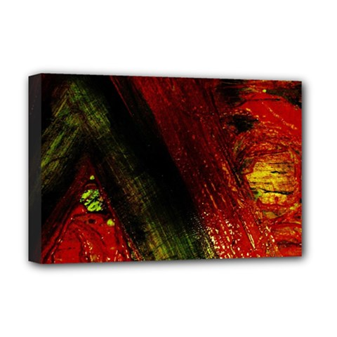 Secret Sign Of Masons 6 Deluxe Canvas 18  X 12