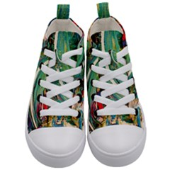 Matters Most 3 Kid s Mid Top Canvas Sneakers