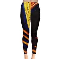 Cryptography Of The Planet 2 Leggings