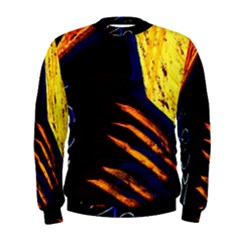 Cryptography Of The Planet 2 Men s Sweatshirt