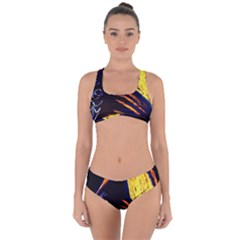 Cryptography Of The Planet 2 Criss Cross Bikini Set