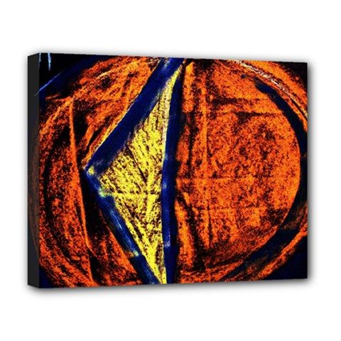 Cryptography Of The Planet 9 Deluxe Canvas 20  X 16   by bestdesignintheworld