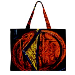 Cryptography Of The Planet 9 Zipper Mini Tote Bag