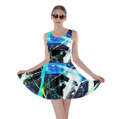 My Brain Reflecrion 1/1 Skater Dress