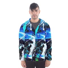 My Brain Reflecrion 1/1 Hooded Wind Breaker (men)