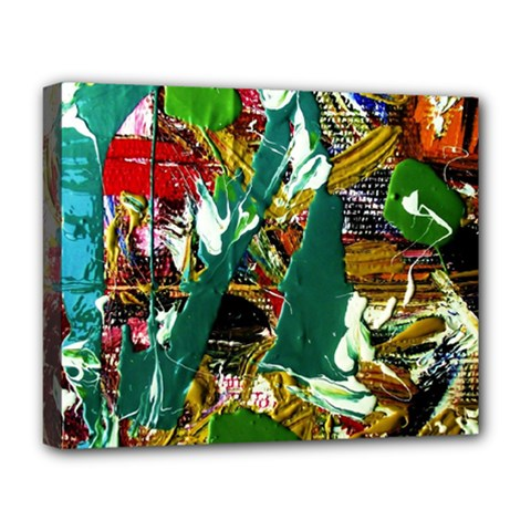Oasis Deluxe Canvas 20  X 16   by bestdesignintheworld