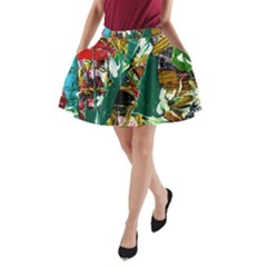 Oasis A Line Pocket Skirt by bestdesignintheworld