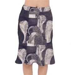 Jurisprudence   Gustav Klimt Mermaid Skirt