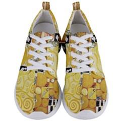 The Embrace   Gustav Klimt Men s Lightweight Sports Shoes