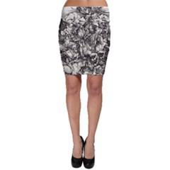 Four Horsemen Of The Apocalypse   Albrecht D¨1rer Bodycon Skirt