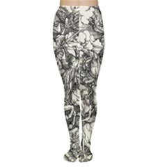 Four Horsemen Of The Apocalypse   Albrecht D¨1rer Women s Tights