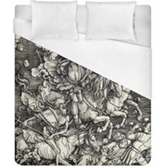 Four Horsemen Of The Apocalypse   Albrecht D¨1rer Duvet Cover (california King Size)