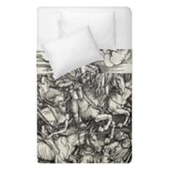 Four Horsemen Of The Apocalypse   Albrecht D¨1rer Duvet Cover Double Side (single Size)