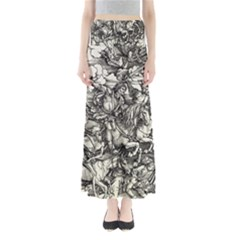 Four Horsemen Of The Apocalypse   Albrecht D¨1rer Full Length Maxi Skirt