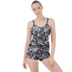 Four Horsemen Of The Apocalypse   Albrecht D¨1rer Boyleg Tankini Set