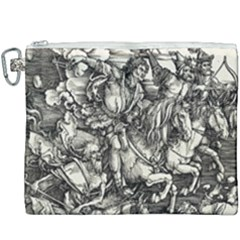 Four Horsemen Of The Apocalypse   Albrecht D¨1rer Canvas Cosmetic Bag (xxxl)