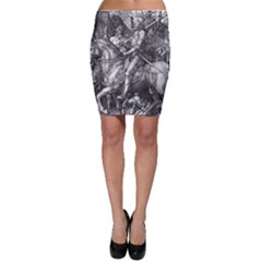 Death And The Devil   Albrecht D¨1rer Bodycon Skirt