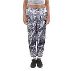 Death And The Devil   Albrecht D¨1rer Women s Jogger Sweatpants