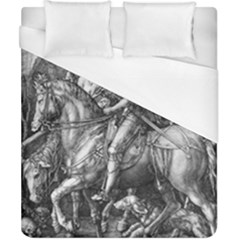Death And The Devil   Albrecht D¨1rer Duvet Cover (california King Size)