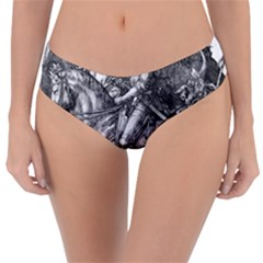 Death And The Devil   Albrecht D¨1rer Reversible Classic Bikini Bottoms
