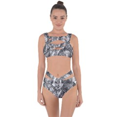 Death And The Devil   Albrecht D¨1rer Bandaged Up Bikini Set