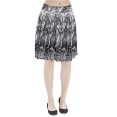 Death And The Devil   Albrecht D¨1rer Pleated Skirt