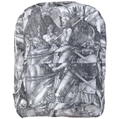 Death And The Devil   Albrecht D¨1rer Full Print Backpack