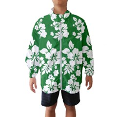 Hibiscus Flower Wind Breaker (kids)
