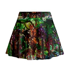 Gatchina Park 4 Mini Flare Skirt